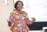 Francisca Oteng-Mensah, Kwabre East Constituency MP
