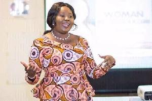 Francisca Oteng Mensah  MP