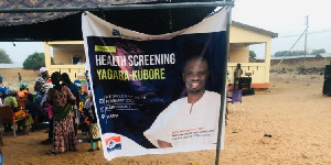 Mustapha Ussif, Parliamentary Candidate of  the NPP in Yagaba Kubori Constituency