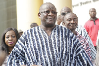 Suspended National Chairman of the New Patriotic Party (NPP), Paul Afoko