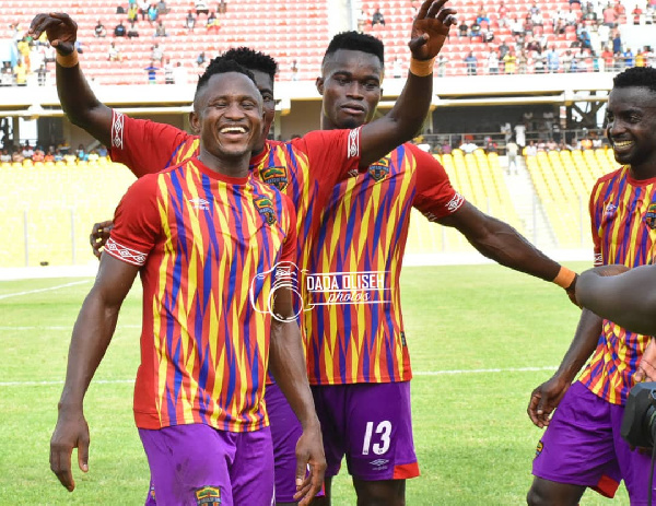 Hearts NCC to meet Joseph Esso for a possible return to the club