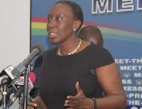 Marietta Brew Appiah-Oppong, Attorney General