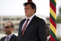 Former Turkey Ambassador to Ghana, Senturk Uzun