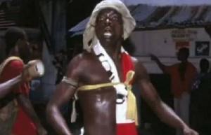 Joshua Milton Blahyi was a notorious Liberian warlord. Public Domain Image