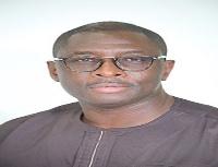 Eric Osei Owusu, the Member of Parliament for Afram Plains South