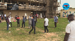The NDC agents believe that the officers are being influenced with food