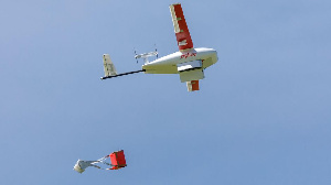 The GHS last week announced it has been deploying the drones to deliver COVID-19 samples