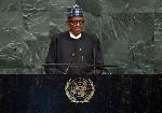President of Nigeria,  Major General Muhammadu Buhari