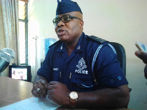 ASP Godwin Ahianyo   Police