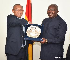 Ahmad Ahmad Mahamudu Bawumia 1