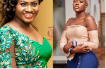 You can survive with acting – Fella Makafui replies Martha Ankomah