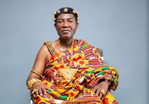 Techiman Manhene Cautions New MMDCES To Beware Of People Singing Praises