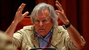 EU EOM Chief Observer, Javier Nart