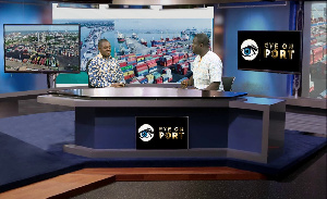 Dr Oppong was speaking on the Eye on Port TV show