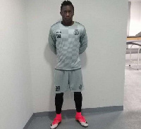 Yaw Ackah  is in the camp of the Black Satellites