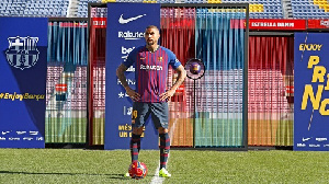 Kevin's loan move to Barcelona has been sealed