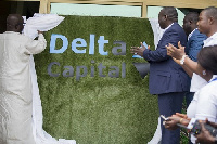 Delta Capital have among their products, corporate finance, and investment advisory service
