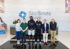 StarTimes, holds the exclusive broadcasting rights for the 2019 International Basketball Federation