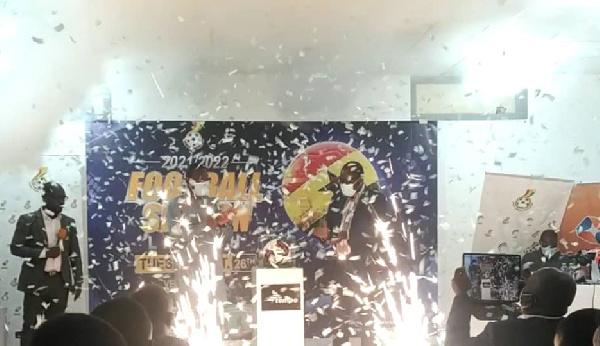2021/22 Ghana Premier League season officially launched