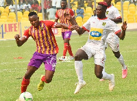 Accra Hearts of Oak travel to play Asante Kotoko