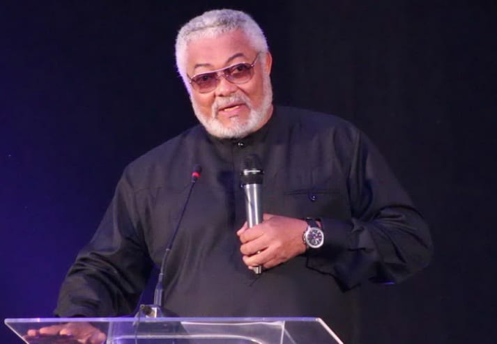 Rawlings left NDC due to 'wickedness' of party officials - Atubiga