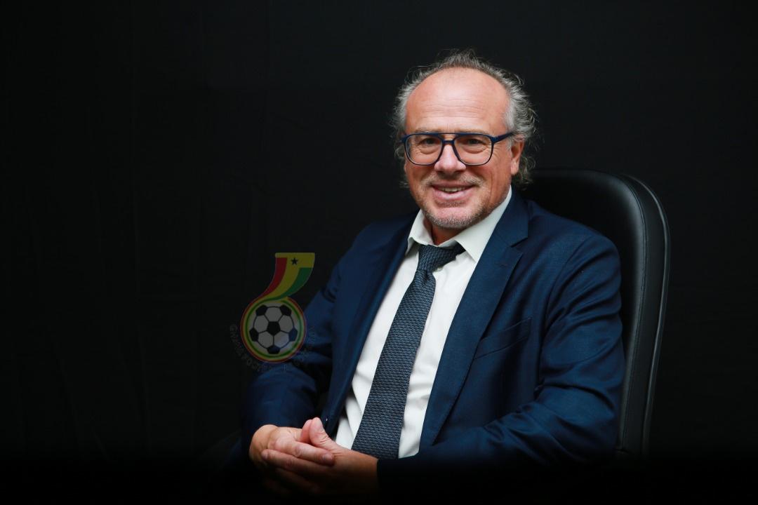 Black Stars need quality to be successful - Bernhard Lippert