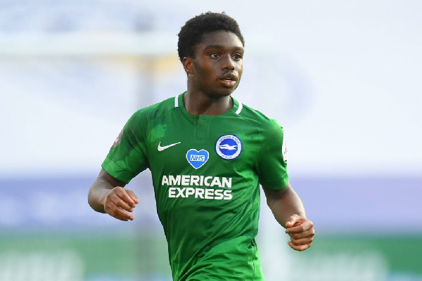 Brighton boss excited with Tariq Lamptey's new long-term deal