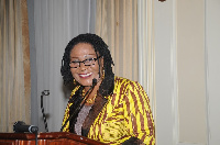 Mrs. Lordina Mahama