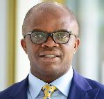 Dr Stephen Amoah, MP, Nhyeaso