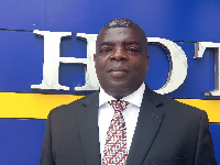 Alex Frimpong, Chief Executive Officer of the Ghana Employers' Association