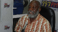 Professor Kwame Karikari,  Board Chairman of the Graphic Communications Group Limited