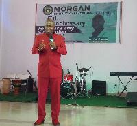 General Overseer of Enriching Lives Ministries,  Rev. Obed Danquah