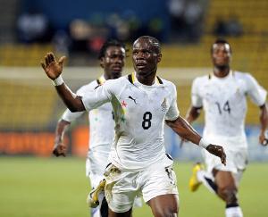 Former Black Stars midfielder, Emmanuel Agyemang-Badu