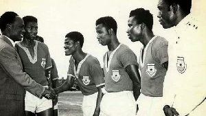 The Black Stars of Ghana made significant achievements under Dr Kwame Nkrumah