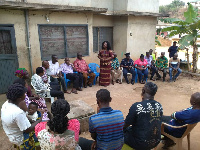 The CID boss visited families of the missing girls