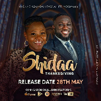 Artwork of the new song shidaa