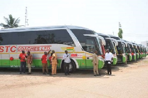 File photo of STC buses