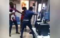 Lance Corporal Godzi Frederick Amanor assaulted 36-year-old Patience