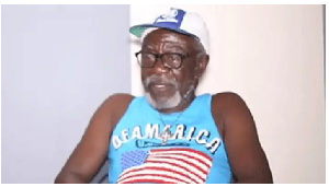 Popular Kumawood actor, Dada Santo also known as Oboy Siki