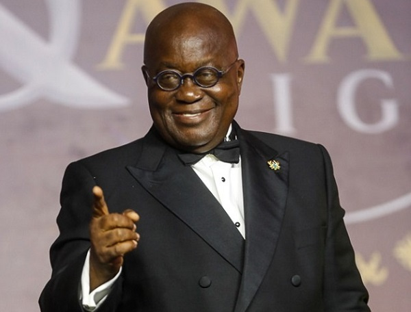 Akufo-Addo praised for SDG achievements