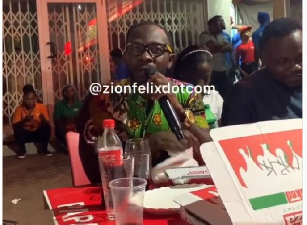 Obrafour never invited me for his 20 years anniversary concert – Okyeame Kwame finally breaks silence