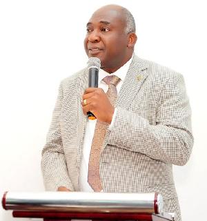 Mr. Rockson Dogbegah (FIoD), IoD-Gh President