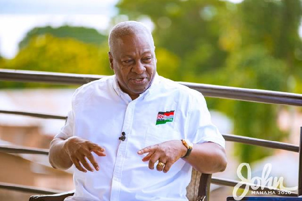 Today in History: We're ready for Akufo-Addo's prosecution – Mahama