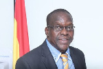 Speaker of Parliament, Alban Kingsford Sumani Bagbin