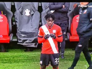 Mohammed Salisu On His Premier League Debut.jpeg