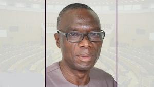 Mr Peter Nortsu Kotoe Ranking Member On Education