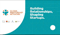 The Ghana Mentorship Network is aimed at supporting startups to achieve their business goals