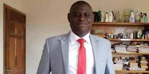 Gilbert Kennedy Asmah, Municipal Chief Executive, Tarkwa-Nsuaem