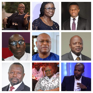 NDC Election Petition Spokespersons