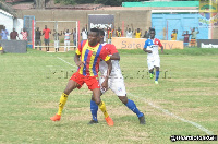 Hearts of Oak engaged Liberty Professionals in a friendly clash to work on their poor form
